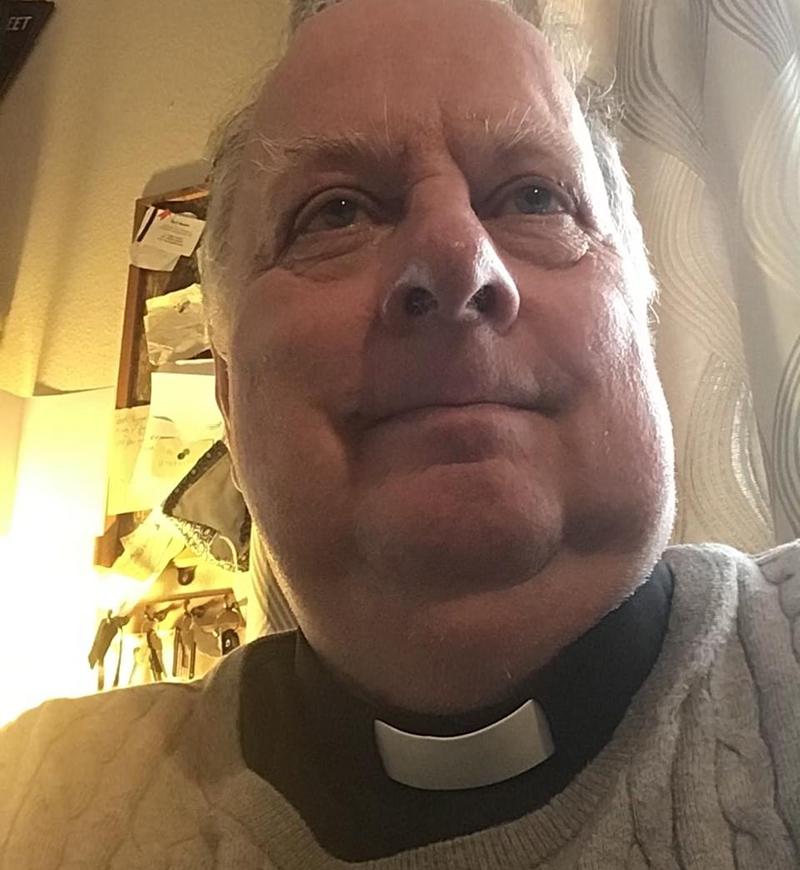 Reverend Stuart Wild